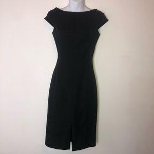 Banana Republic black dress size 0.